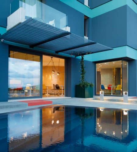 BuzeHotel - Pool